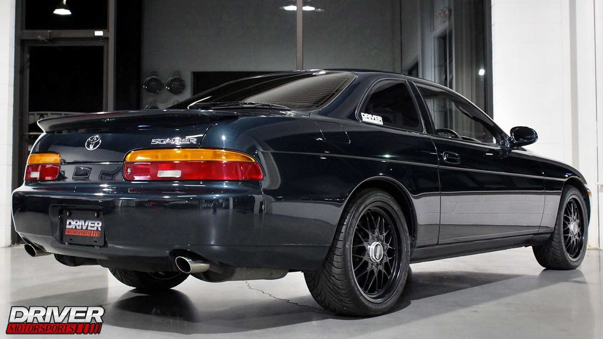 Keep Your Supras, This Soarer Has A 1JZ And Costs A Fraction