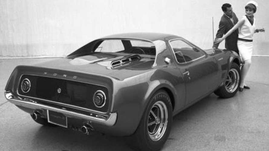 When Ford Nearly Produced A Mid-Engined Mustang