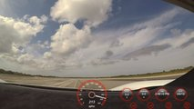 Ford GT top speed at Kennedy Space Centre