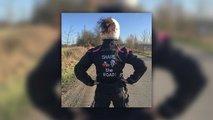 motorcycle safety marathon runner florida ultra