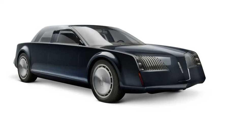 Lincoln Sentinel Concept von 1996
