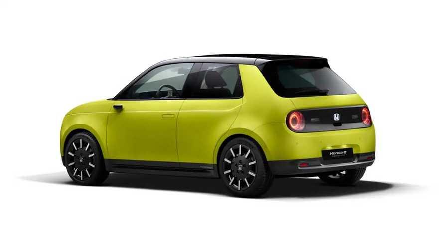 Honda e (choice of colors)