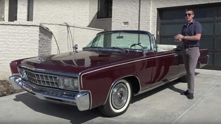 Is The Imperial Crown Convertible The Greatest Luxury Car Of 1966?
