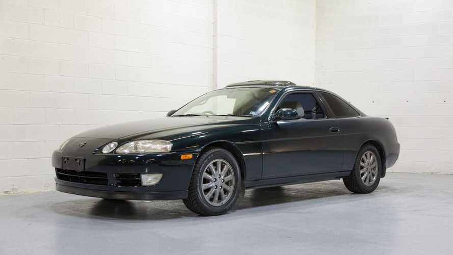 1992 Toyota Soarer 1JZ-GTE