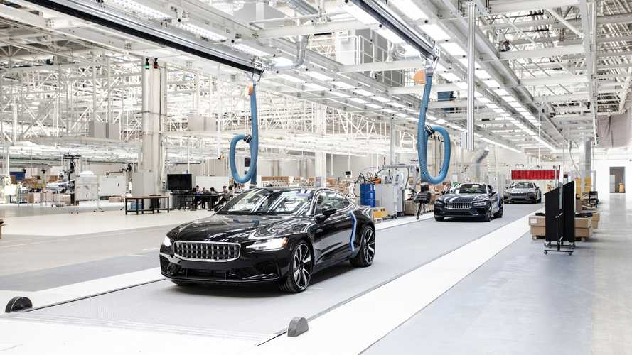 Polestar 1 - Derniers tests avant la production !