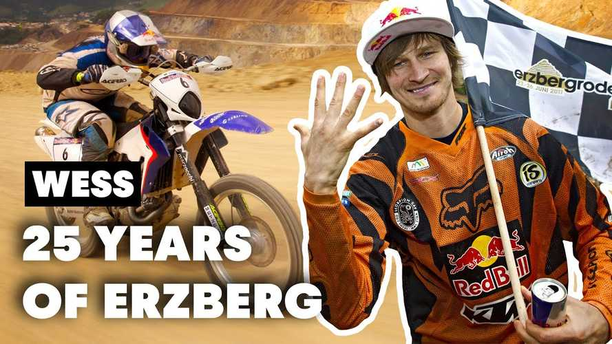 Erzberg's Bonkers Enduro Celebrates 25 Years
