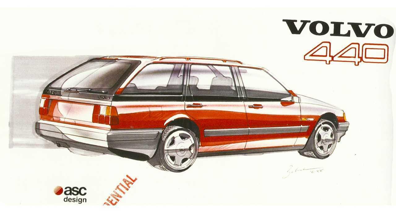 Volvo 440/460 Esate