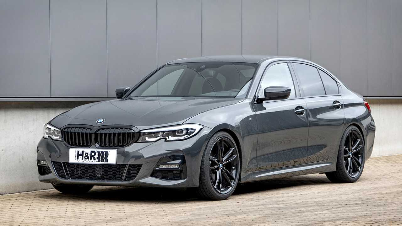 H&R BMW 3er