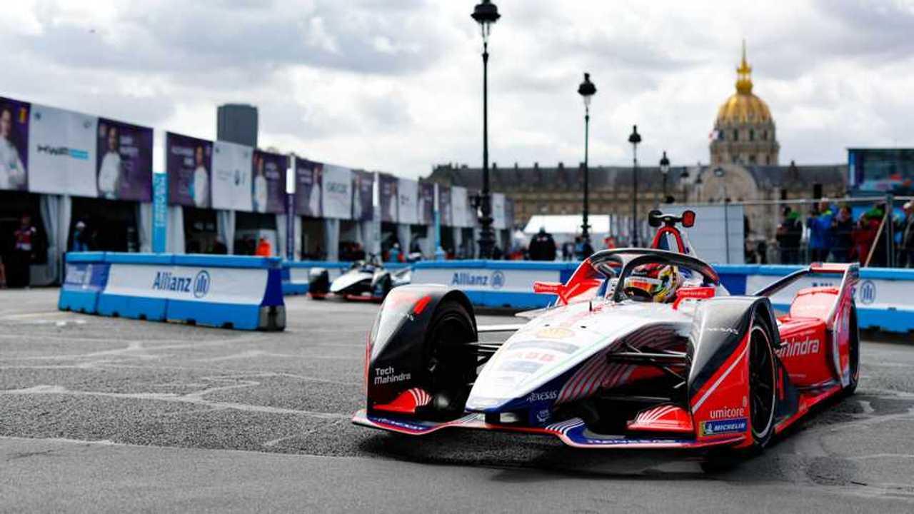 Pascal Wehrlein (Mahindra Racing)