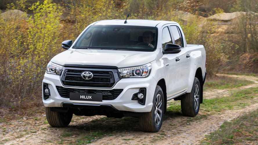 Toyota Hilux 2020 terá sete airbags de série nas versões de cabine dupla