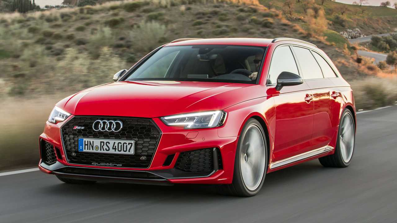 6 - Audi RS 4 Avant