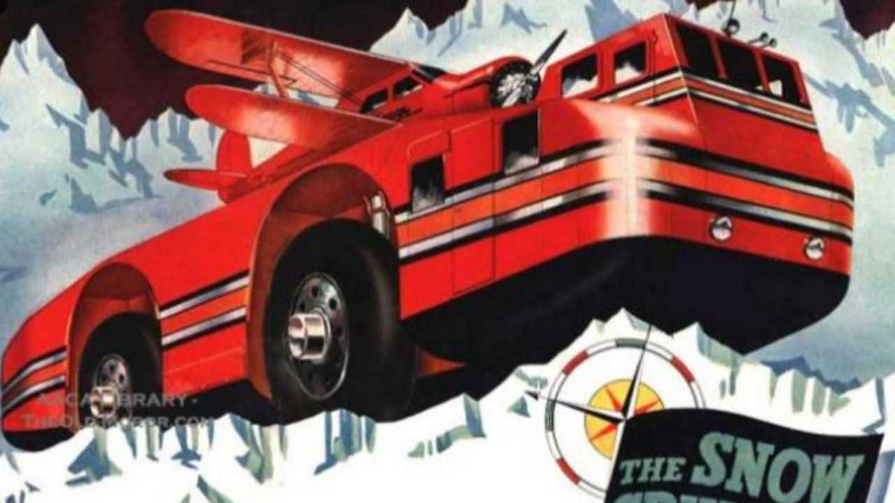 1939 Snow Cruiser
