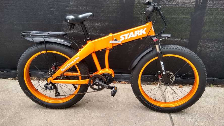 Stark Drive Fat Tire Electric Bike Tested On Rigorous Commute