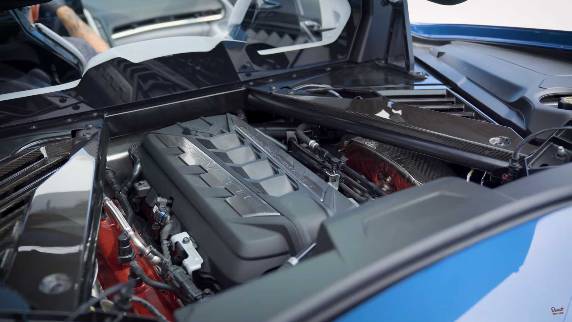 Listen To The Mid-Engine 2020 Corvette Start, Rev, And Launch