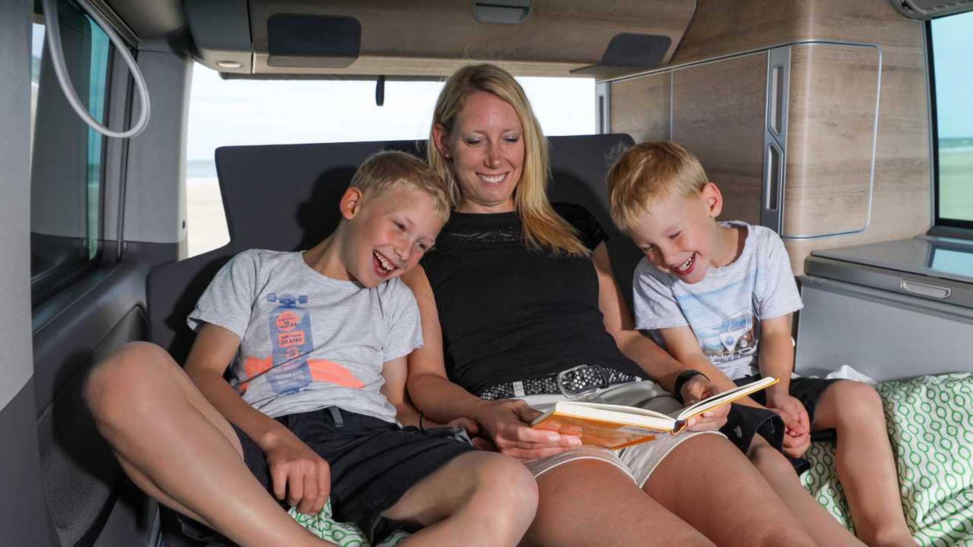 VOLKSWAGEN TRANSPORTER SEAT COVERS 2+1 BRAND NEW