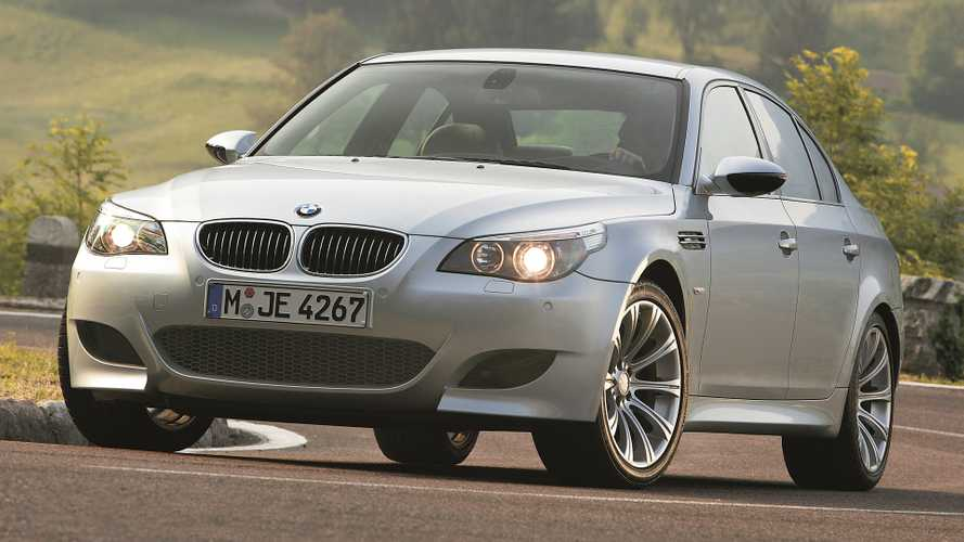 BMW M5, la