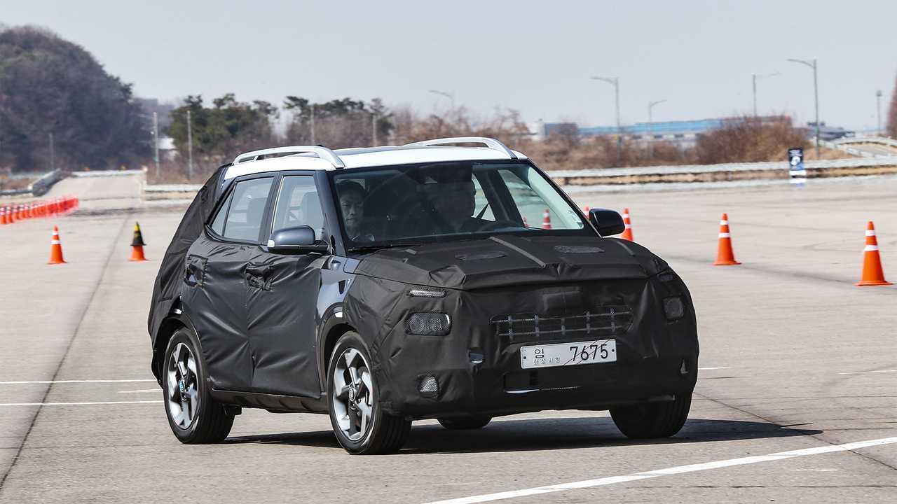 2020 Hyundai Venue Prototype: First Drive