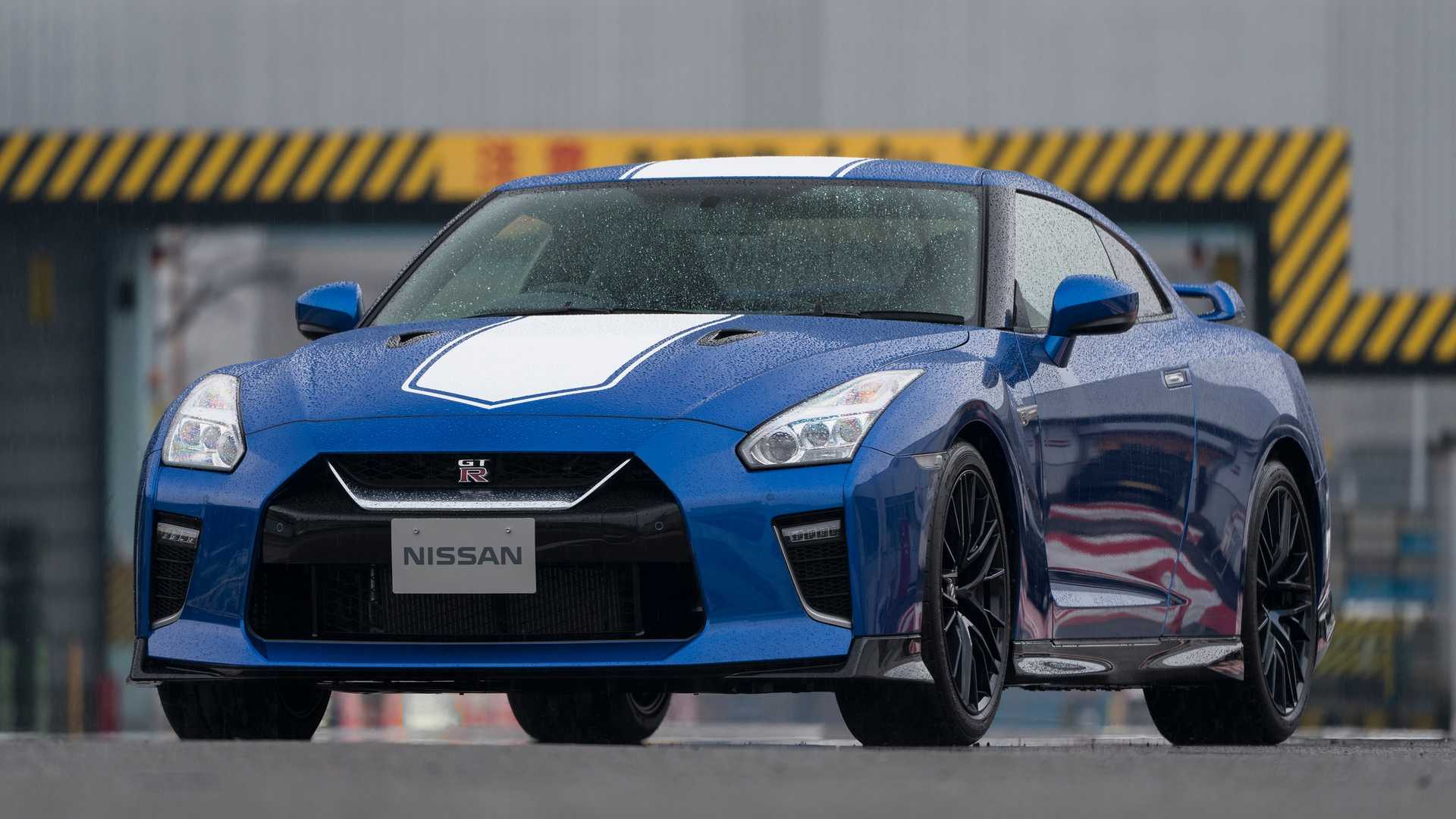 How Much Horsepower Does A Gtr Have >> 2020 Nissan Gt R Starts At 112 235 Tops Out At 212 435