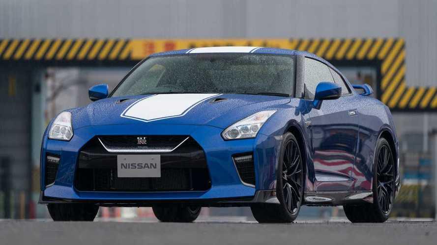 Nissan GT-R 50th Anniversary Edition 2020
