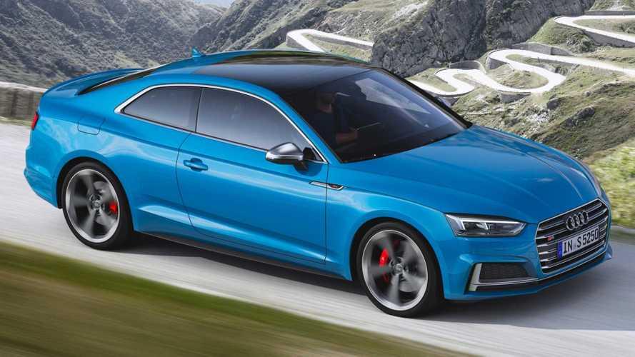 Audi S5 (2019) bekommt Diesel statt Benziner