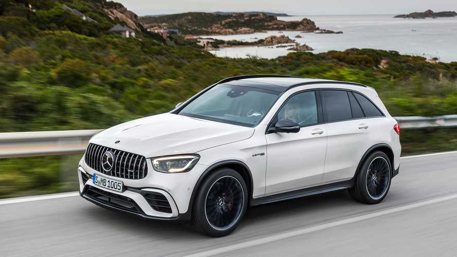 Mercedes-AMG GLC 63 4Matic+ erhält Facelift (2019)