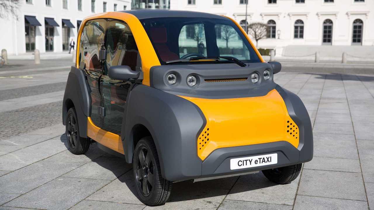 ACM (Adaptive City Mobility) stellt ein Elektro-Leichtfahrzeug mit Wechsel-Akku vor