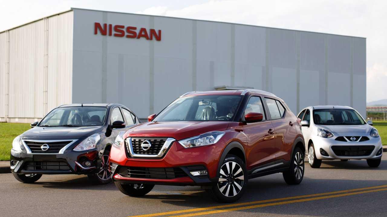 Nissan Complexo Industrial de Resende