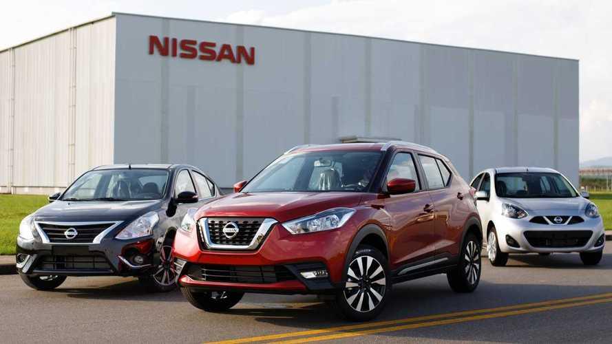 Fábrica da Nissan em Resende (RJ) comemora cinco anos