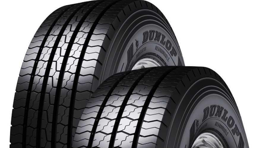 Dunlop. Nuova gamma di pneumatici autocarro SP346 e SP446