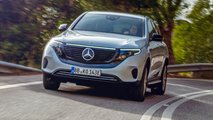 2019 Mercedes EQC Edition 1886