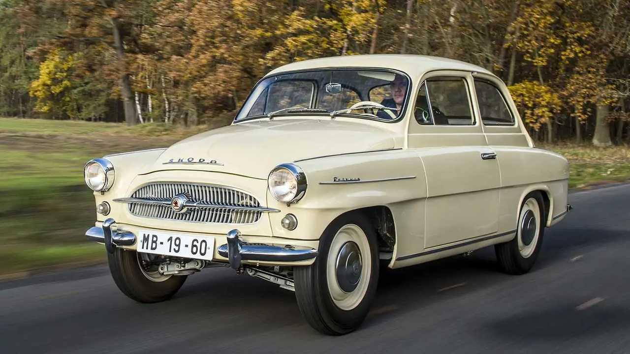 Skoda Octavia (1959)