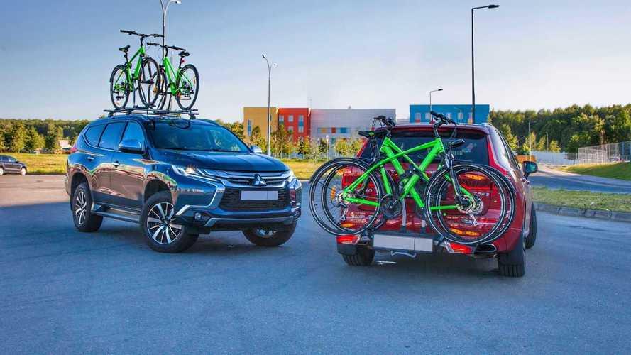 Какое крепление для велосипедов выбрать - на крышу или багажник?