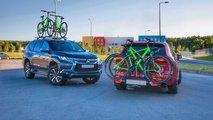 kakoe kreplenie dlya velosipedov vybrat na kryshu ili bagazhnik