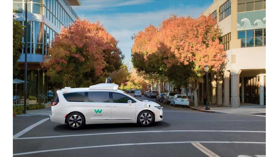 How Waymo May Limit Consumer Tax Credits On Chrysler Pacifica Hybrid