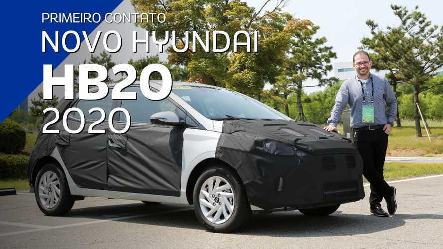 Vídeo Novo Hyundai HB20 2020: Primeiras impressões do 1.0 Turbo