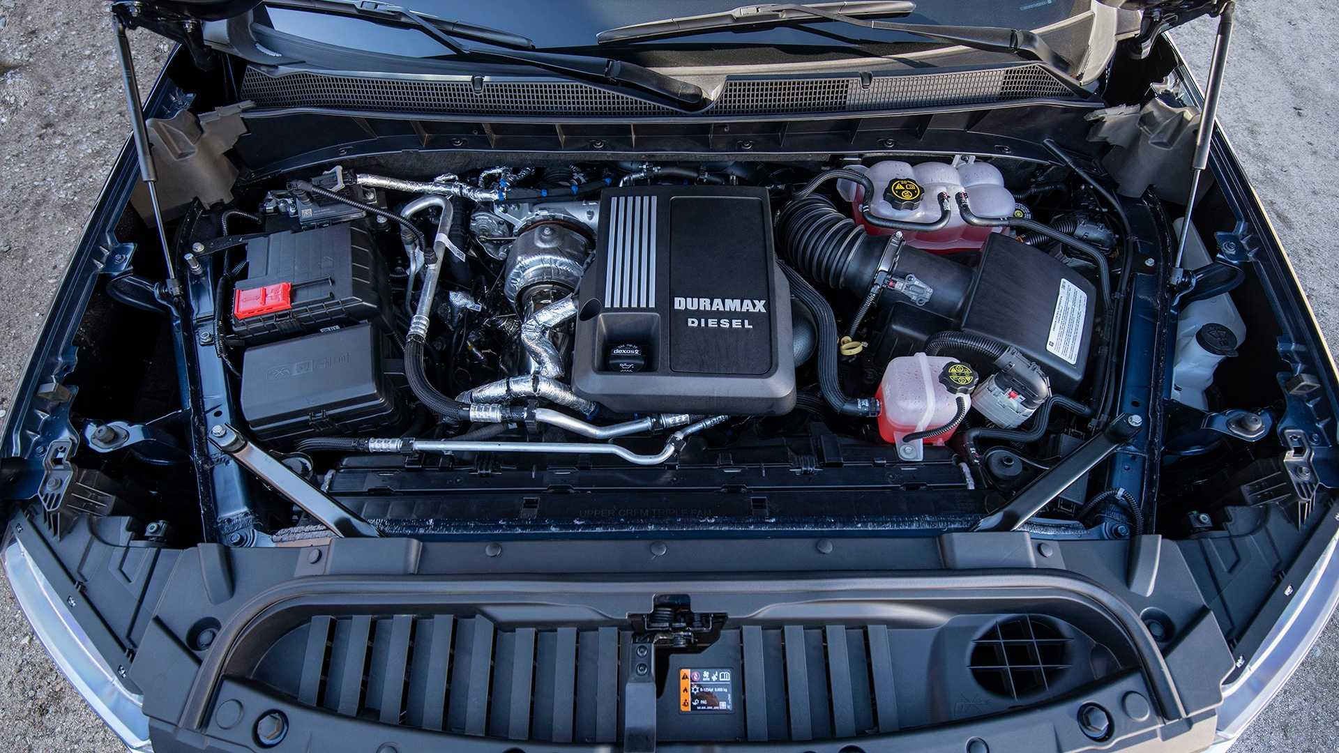 2020 Chevy Silverado 1500 Diesel Returns 33 Mpg Highway Report