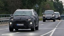 Chevrolet Blazer XL Spy Photos
