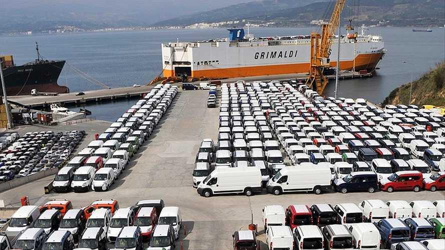 Otomotiv ihracatı moral verdi