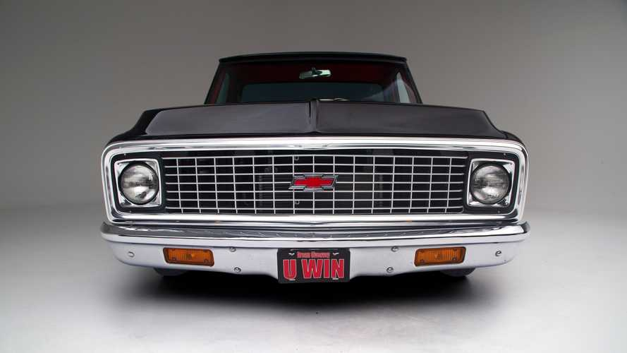Motor1 Exclusive: Get Free Extra Tickets To Win This Chevy C-10 Show Truck