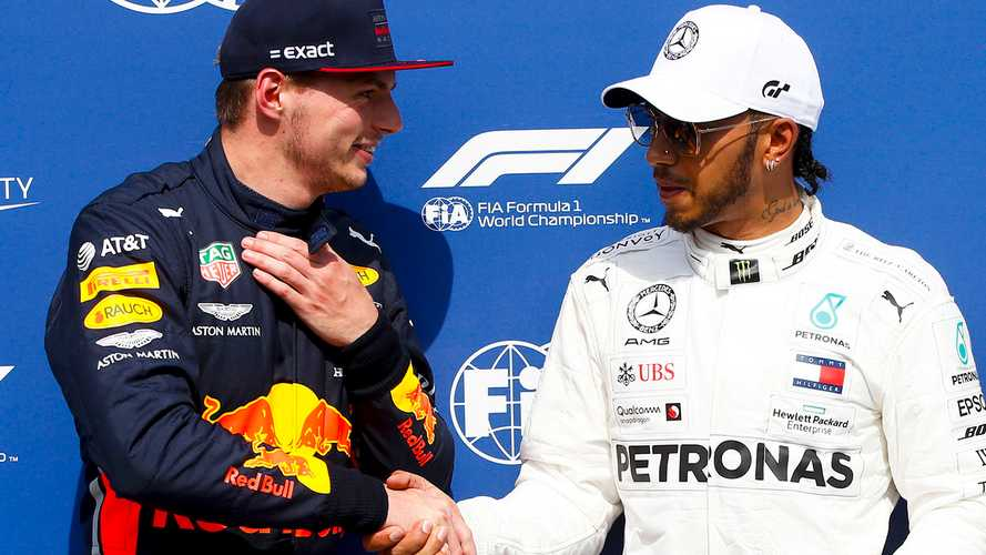 Hamilton sees 'opportunity' in potential Verstappen team-up