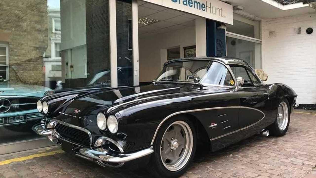 Fully Restored 1961 Chevrolet Corvette C1 Is Like-New