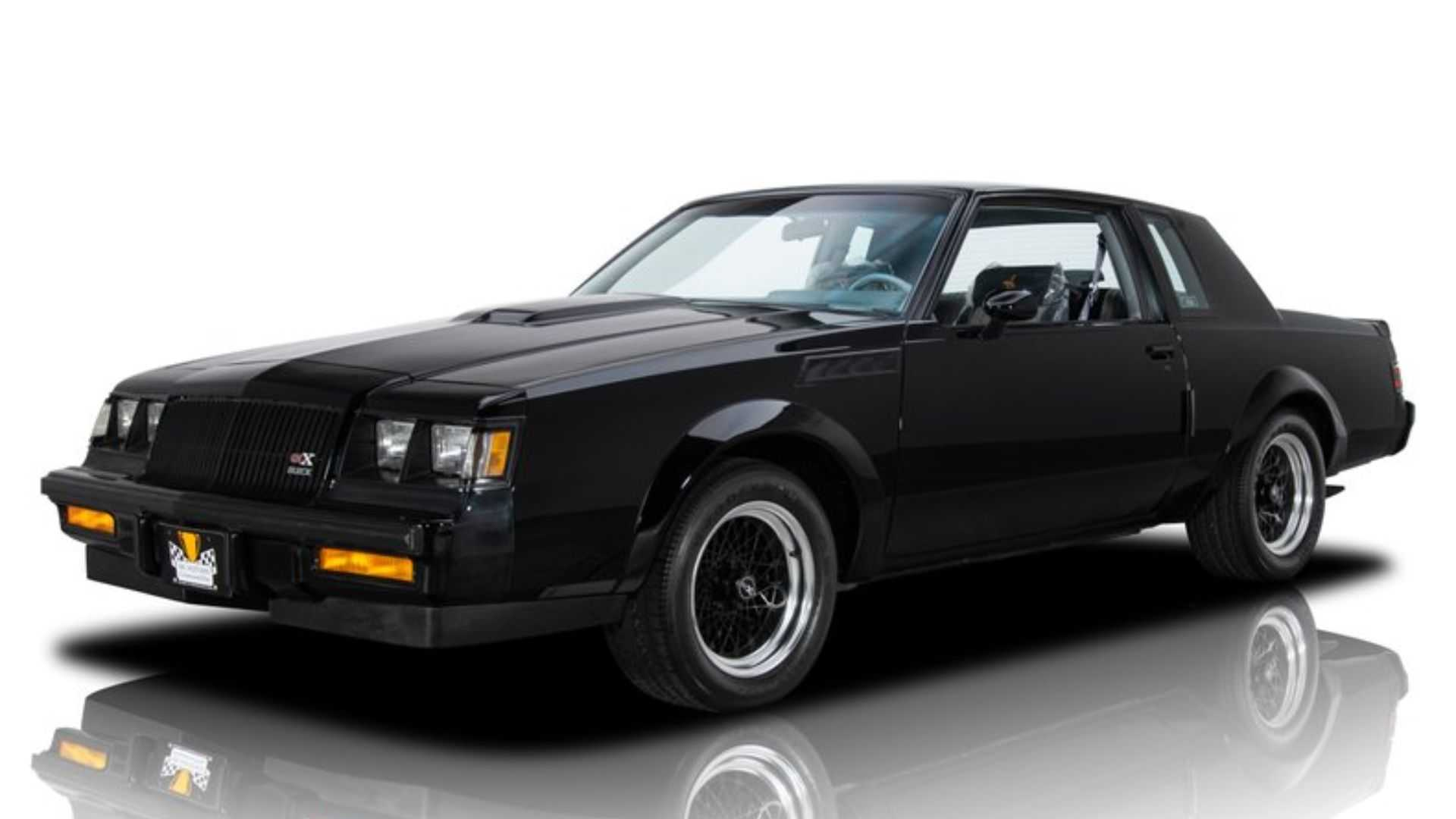 "[""A 1987 Buick Regal GNX This Clean Is An Extremely Rare Find""]"