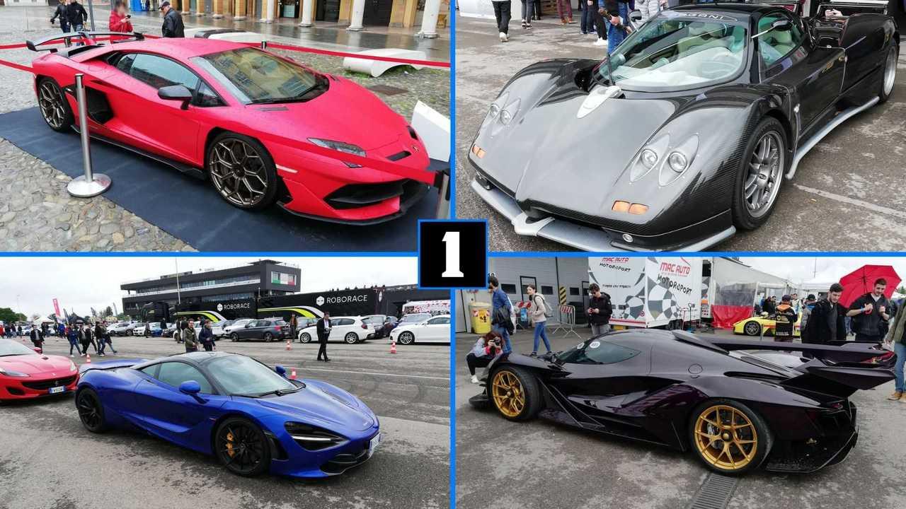 Couv diapo supercars Motor1 Days