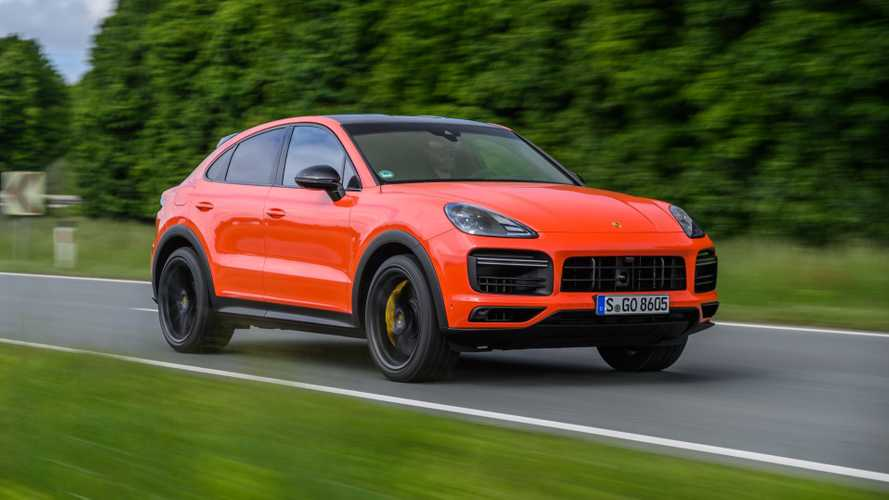 2020 Porsche Cayenne Coupe: First Drive