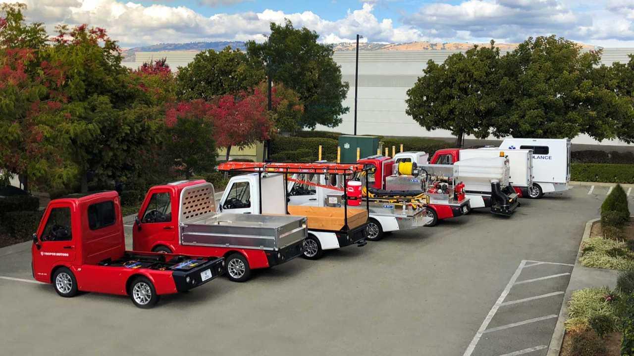 Tropos Motors ABLE XR