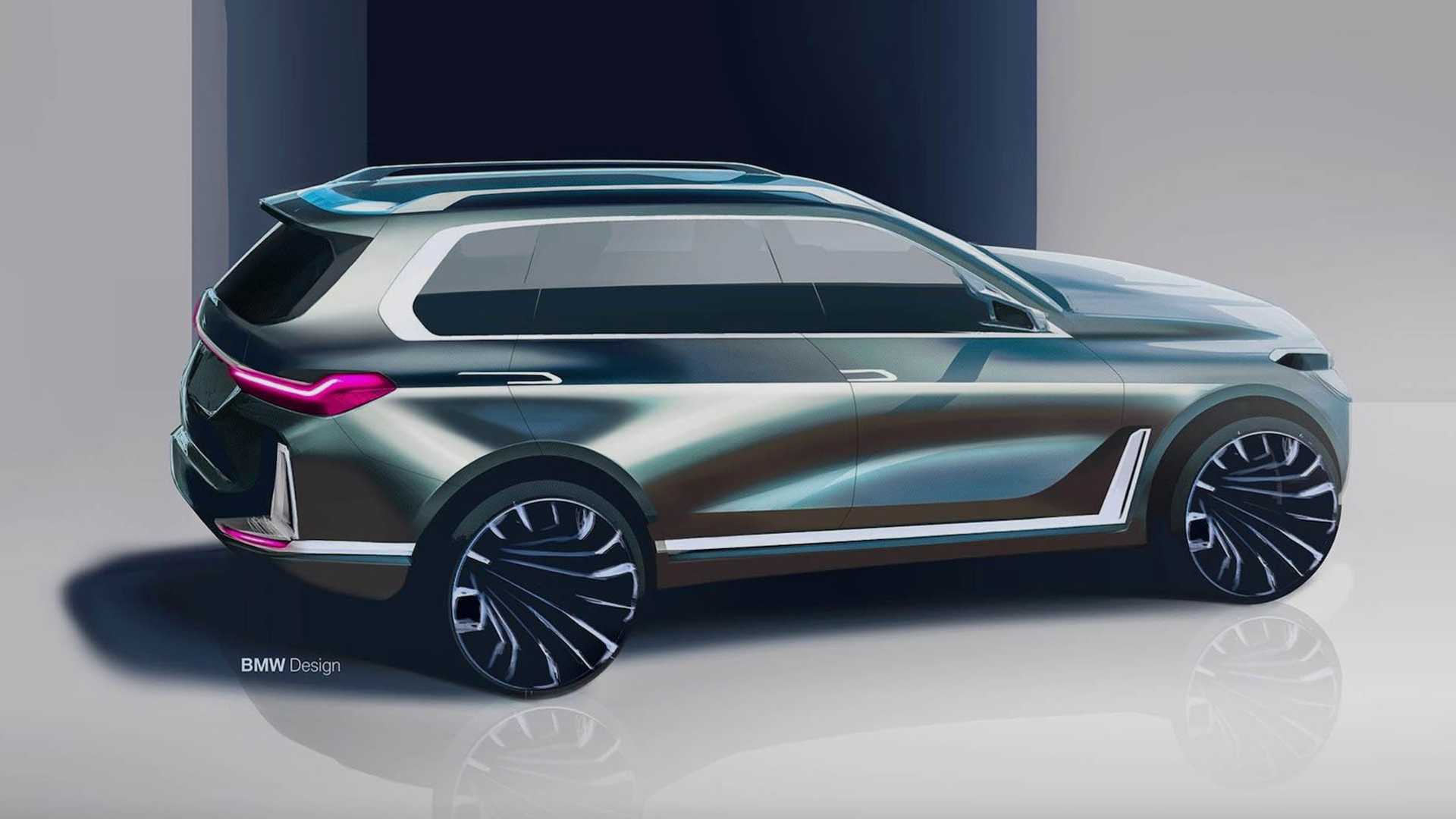 Bmw X8 Reportedly Under Development With A Secret Codename