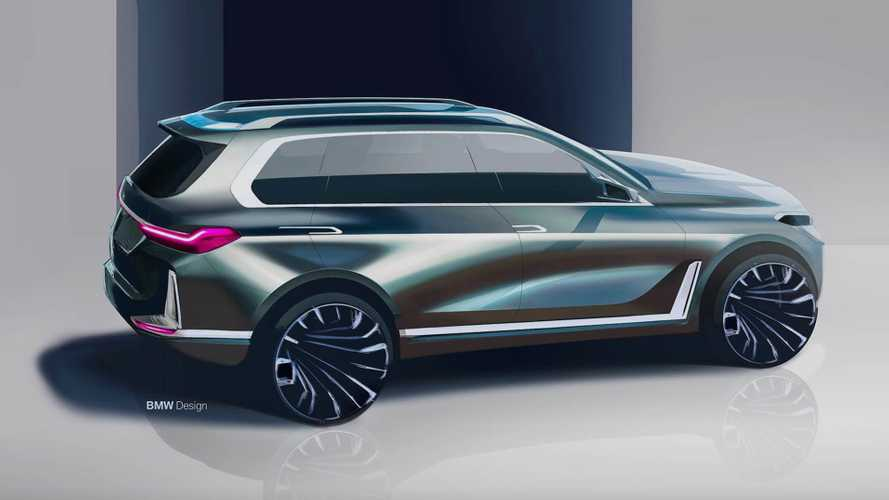 BMW X8 reportedly under development with secret codename