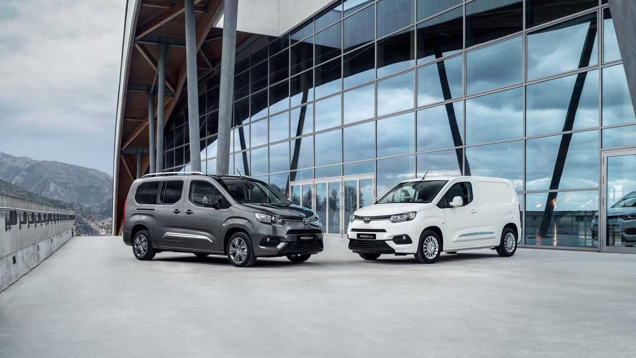 2020 Toyota Proace City Verso
