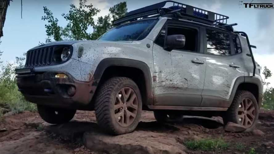 Jeep Renegade Owner Gives Her Crossover Wrangler-Like Capability