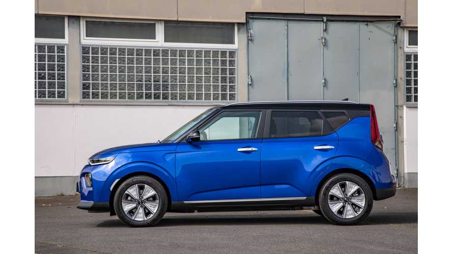 All-New 2020 Kia Soul EV Delayed In U.S. Until 2020